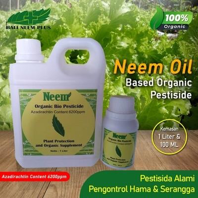 NeemBa Oil (Neem Organic Pesticides)