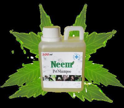 Neem Pet Shampoo 500ml