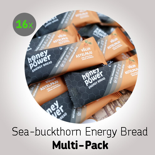 Sea-buckthorn Bread Multi-Pack (16x40g)