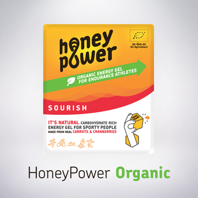 HoneyPower Sourish Organic