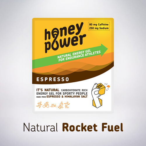 HoneyPower Espresso