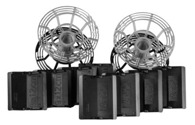 JOBO 2509N Sheet Film Set x 2 kit