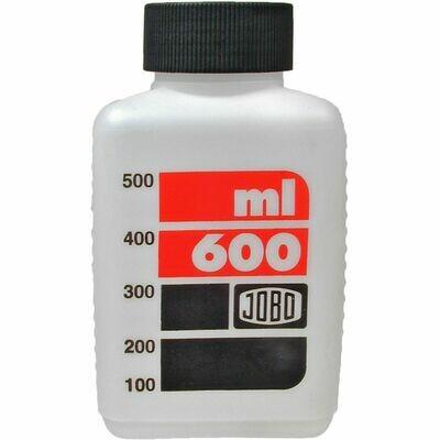 JOBO 3371 Scaled Bottle 600ml White
