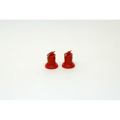 JOBO 92158 Plug (red) for CP and ATL units