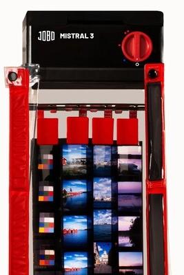 JOBO 3521KITKB Mistral 3 kit for 135/120 Roll Film Drying