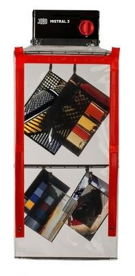 JOBO 3522KITPF Mistral 3 kit for Sheet Film Drying