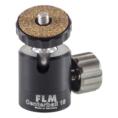 FLM CB-18E Centre Ball Head 18mm Without Friction