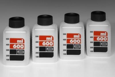 JOBO 3310 Scaled Bottle Kit 600ml