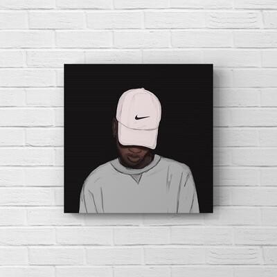 Nike Cap Guy