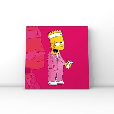 Gucci Mane X Bart Simpson