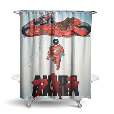 «AKIRA» штора для ванной