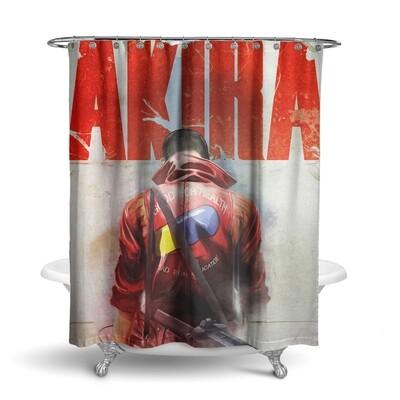 «Акира» штора для ванной