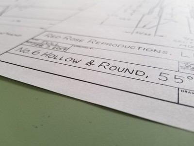 #6 hollow and round plans