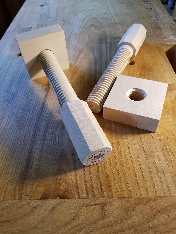 Acer-Ferrous Toolworks Moxon Vise Kit