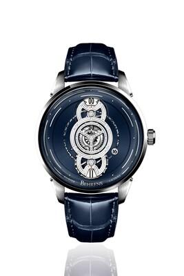 "B012B ""Space Traveler"" (Blue) Automatic Wristwatch"