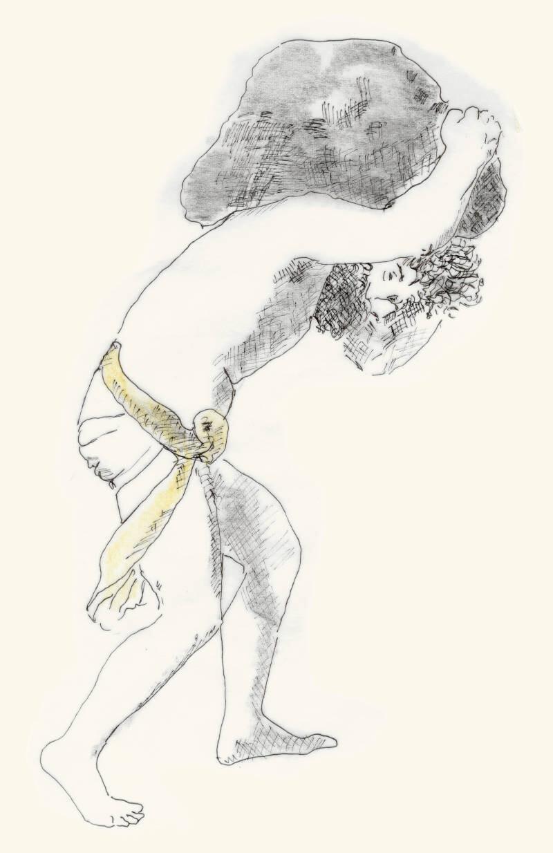 Sisyphus (Print)