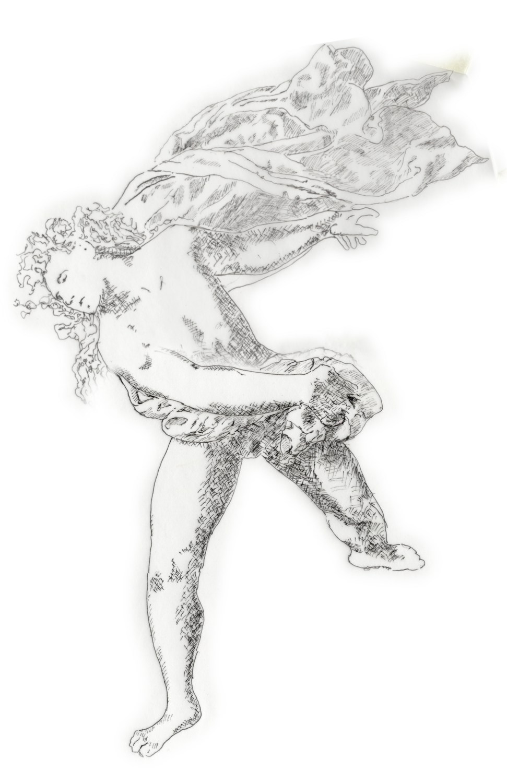 Bacchus (Print)