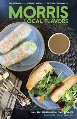 Fall 2021 Morris Local Flavors Guide