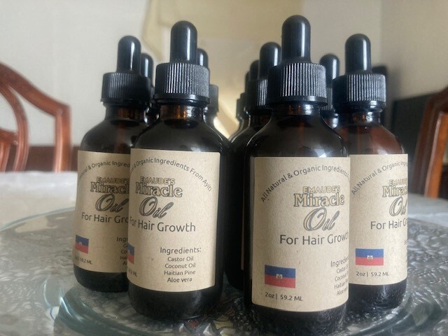 Emaude's Miracle Oil