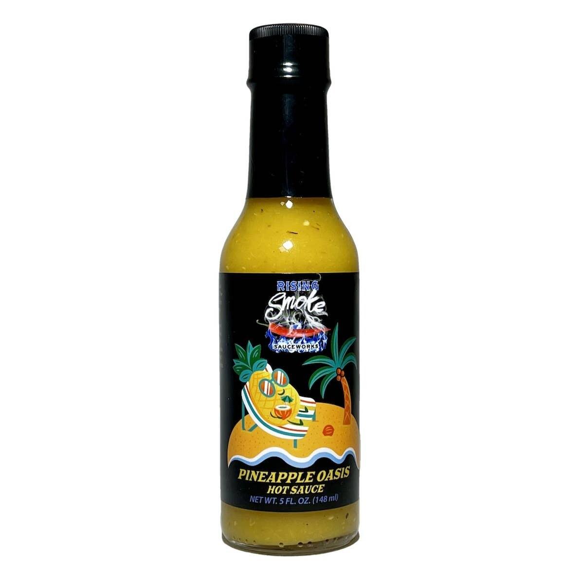 Rising Smoke  - Pineapple Oasis - 5 oz. Bottle