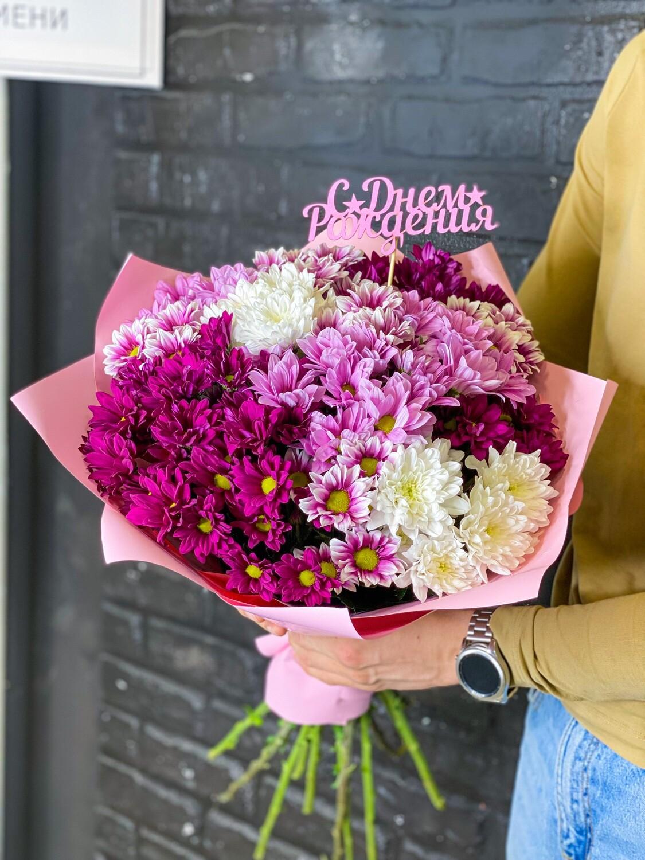 Цветочный букет №2