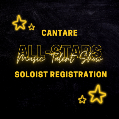 Cantare All-Stars Solo Artist Payment