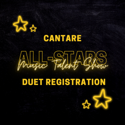 Cantare All-Stars Duet Payment