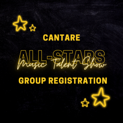 Cantare All-Stars Group Payment