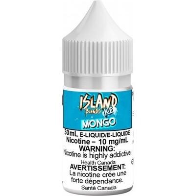 Island Blends Salts - Mongo Iced
