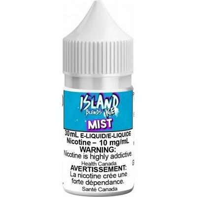 Island Blends Salts - Mist Iced