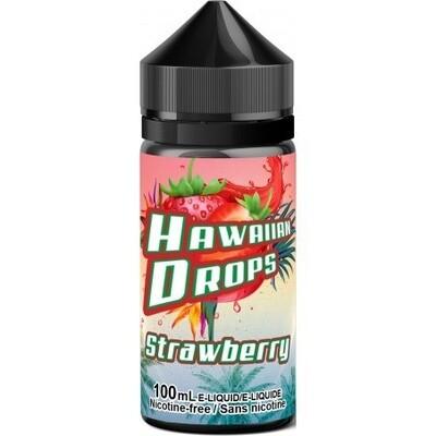 Hawaiian Drops 100 - Strawberry