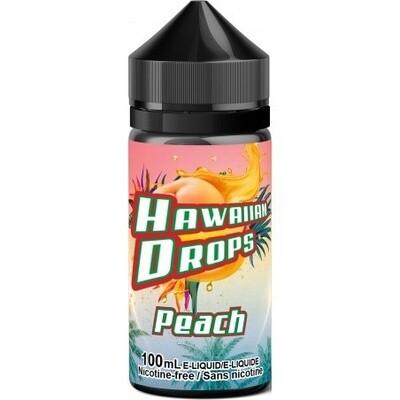 Hawaiian Drops 100 - Peach