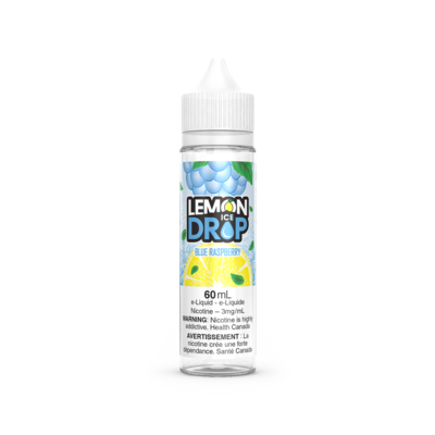 Lemon Drop - Blue Raspberry Ice