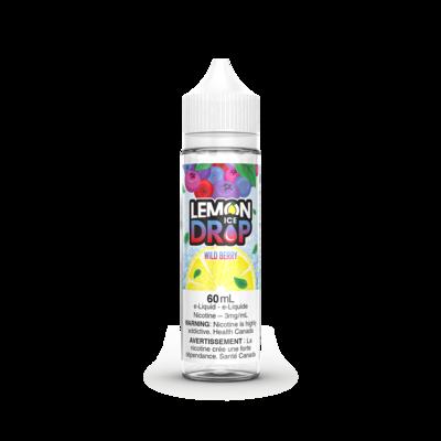 Lemon Drop - Wild Berry Ice