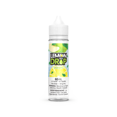 Lemon Drop - Green Apple Ice