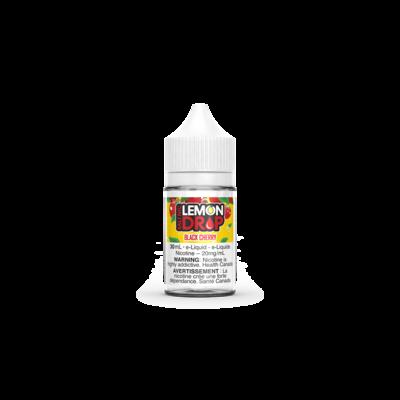 Lemon Drop Salts - Black Cherry