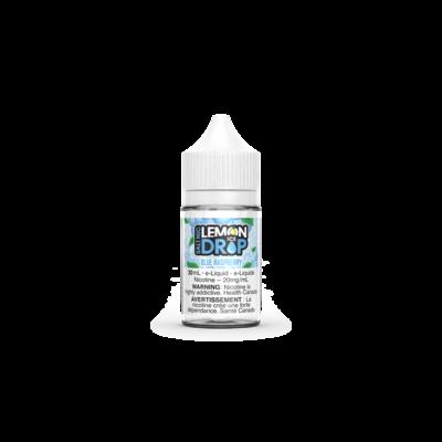 Lemon Drop Salts - Blue Raspberry Ice