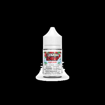 Lemon Drop Salts - Black Cherry Ice