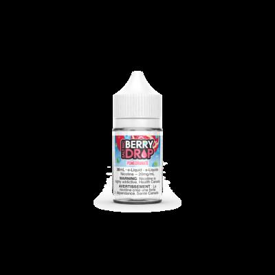 Berry Drop Salts - Pomegranate