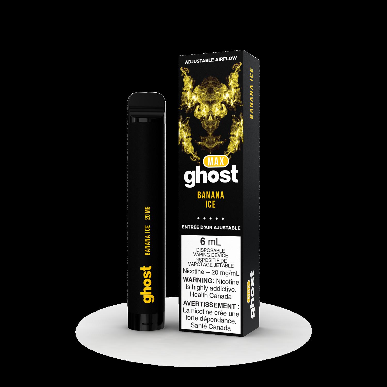 Ghost Max - Banana Ice
