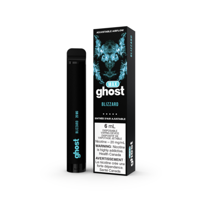 Ghost Max - Blizzard