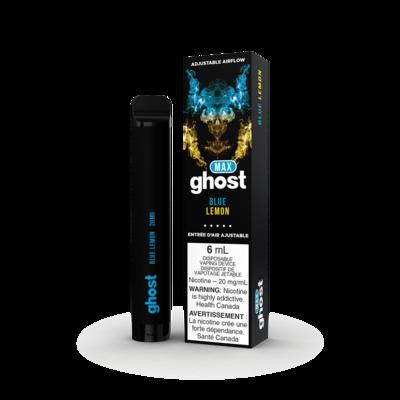 Ghost Max - Blue Lemon