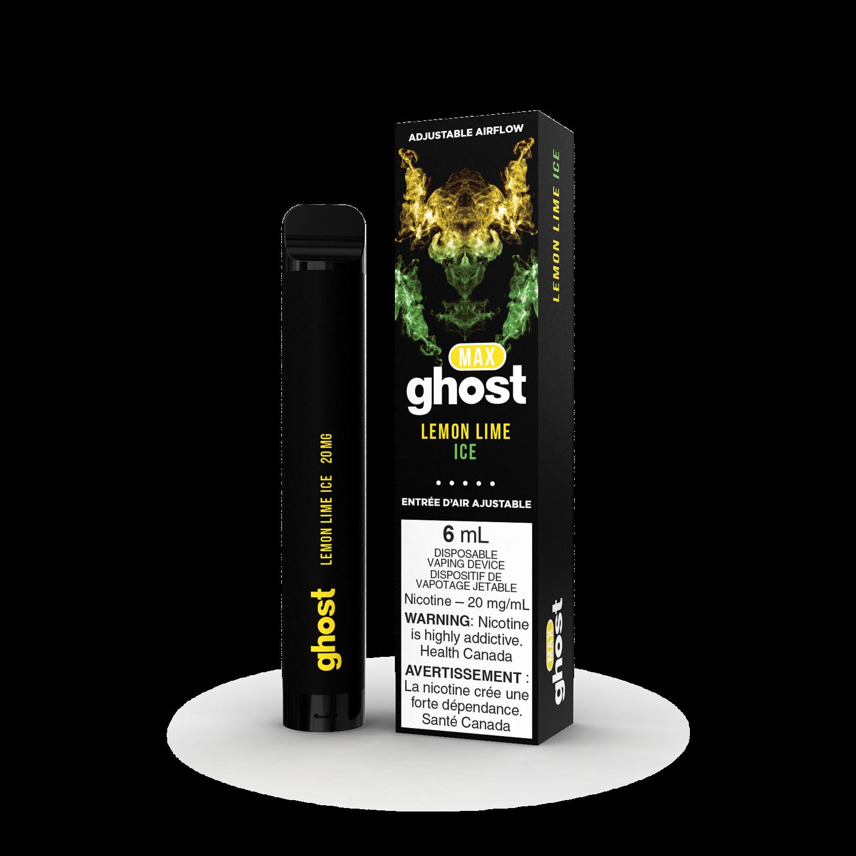 Ghost Max - Lemon Lime Ice