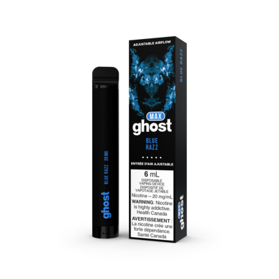 Ghost Max - Blue Razz