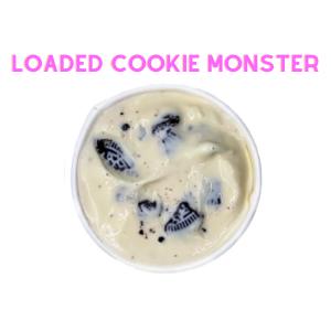 Loaded Cookie Monster