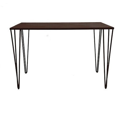 Metal Cocktail Table with Hairpin Legs (2nd Hand)