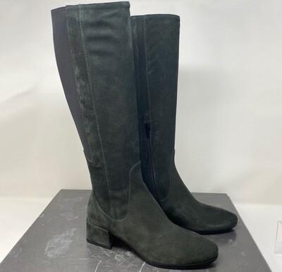 Homers 19968 Crosta Beluga Tall Boot in Dark Green