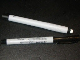 Pen and Eraser