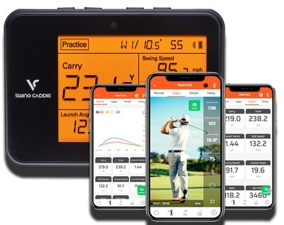 Swing Caddie SC300i Save $70 Now and Get Free Expedited Shipping