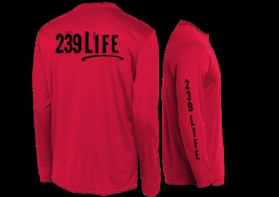 239Life Red Logo Shirt